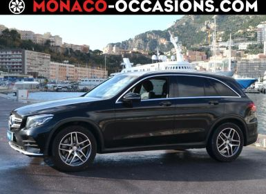 Voiture Mercedes GLC 220 d 170ch Sportline 4Matic 9G-Tronic Occasion