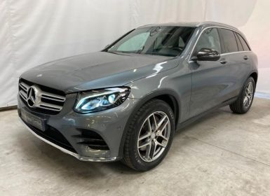 Achat Mercedes GLC 220 d 170ch Sportline 4Matic 9G-Tronic Occasion