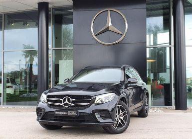 Vente Mercedes GLC 220 d 170ch Sportline 4Matic 9G-Tronic Euro6c Occasion