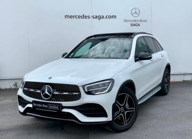Achat Mercedes GLC 220 d 194ch AMG Line 4Matic 9G-Tronic Occasion