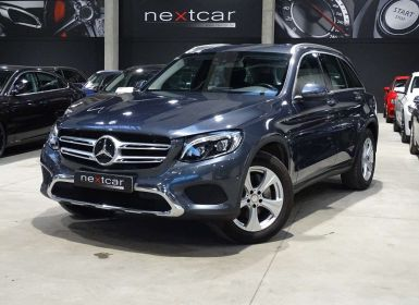 Vente Mercedes GLC 220 d 4-Matic Launch Ed. Occasion