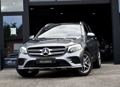 Mercedes GLC 220 d 4-MATIC - PANO ROOF - AMG PACK - SPORT SEATS Occasion