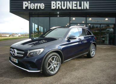 Vente Mercedes GLC 220 d 4-MATIC SPORTLINE 7G-TRONIC + ATTELAGE Occasion