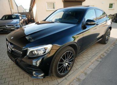 Vente Mercedes GLC 220 d 4MATIC Coupé AMG Line, Toit ouvrant, Caméra 360°, Burmester, Keyless-Go, Attelage Occasion
