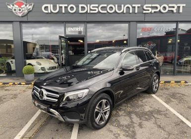 Achat Mercedes GLC 220 D 4MATIC LAUNCH EDITION Occasion