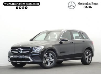 Achat Mercedes GLC 220 d Executive 170ch 4Matic 9G-Tronic Occasion