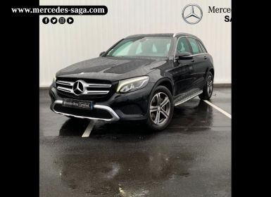 Vente Mercedes GLC 220 d Launch Edition 170ch 4Matic 9G-Tronic Occasion