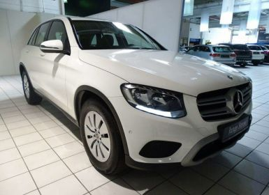 Mercedes GLC 220d 4M  Occasion