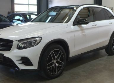 Achat Mercedes GLC 220d PANO LINE PACK NOIR GPS LED Occasion
