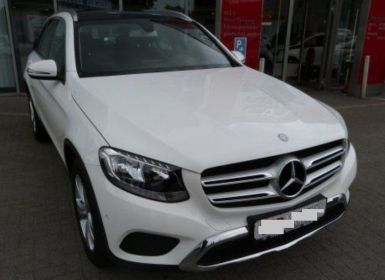 Voiture Mercedes GLC 250  CDI 204 Exclusive 4Matic 9G-TRO(12/2015) Occasion