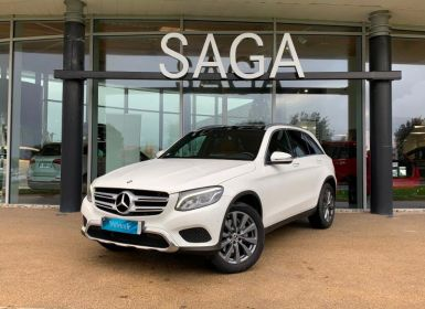Vente Mercedes GLC 250 211ch Fascination 4Matic 9G-Tronic Occasion