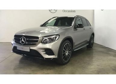Acheter Mercedes GLC 250 211ch Fascination 4Matic 9G-Tronic Euro6d-T Occasion