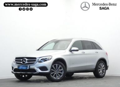 Achat Mercedes GLC 250 211ch Fascination 4Matic 9G-Tronic Euro6d-T Occasion