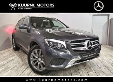 Vente Mercedes GLC 250 4-Matic Alu19/Led/Leder/Gps/Pdc/Bt Occasion