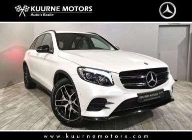 Vente Mercedes GLC 250 AMG Line NightPack Led - Cam - Gps - Pdc Occasion