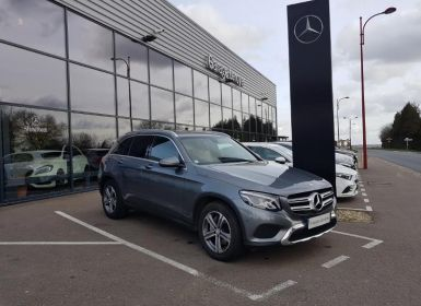 Voiture Mercedes GLC 250 d 204ch Business Executive 4Matic 9G-Tronic Occasion