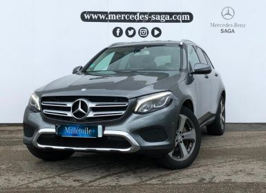 Voiture Mercedes GLC 250 d 204ch Executive 4Matic 9G-Tronic Occasion