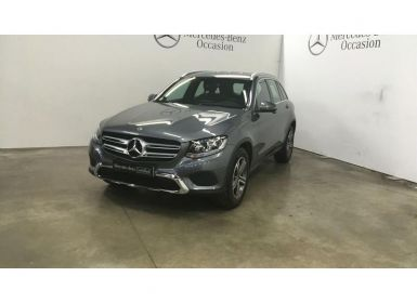Achat Mercedes GLC 250 d 204ch Executive 4Matic 9G-Tronic Occasion