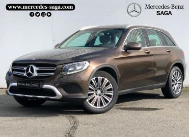 Vente Mercedes GLC 250 d 204ch Executive 4Matic 9G-Tronic Occasion