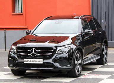 Achat Mercedes GLC 250 d 204ch Fascination 4Matic 9G-Tronic Occasion