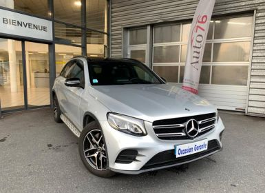 Voiture Mercedes GLC 250 d 204ch Fascination 4Matic 9G-Tronic Euro6c Occasion