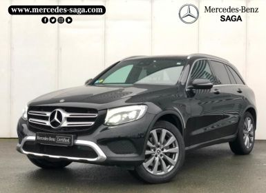 Achat Mercedes GLC 250 d 204ch Fascination 4Matic 9G-Tronic Euro6c Occasion