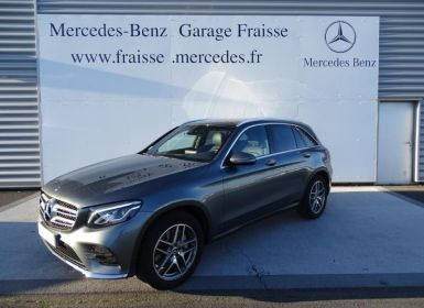 Vente Mercedes GLC 250 d 204ch Fascination 4Matic 9G-Tronic Euro6c Occasion