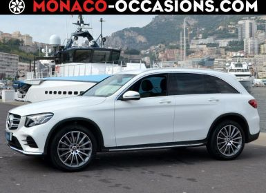 Voiture Mercedes GLC 250 d 204ch Sportline 4Matic 9G-Tronic Occasion
