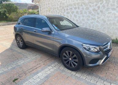 Vente Mercedes GLC 250 fascination / camera 360 / toit ouvrant / sieges elec / francais / garantie Occasion