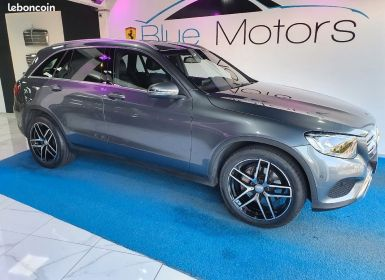 Vente Mercedes GLC 250d 4-Matic BVA9 Exécutive Occasion