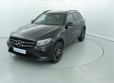 Achat Mercedes GLC 250d FASCINATION 4-MATIC 9G-TRONIC Occasion