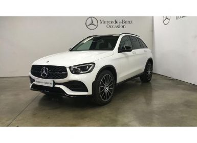 Voiture Mercedes GLC 300 d 245ch AMG Line 4Matic 9G-Tronic Occasion