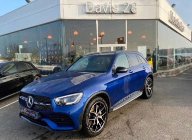 Achat Mercedes GLC 300 d 245ch AMG Line 4Matic 9G-Tronic Occasion