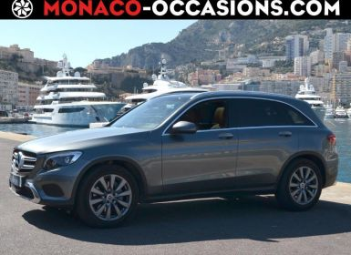 Acheter Mercedes GLC 350 d 258ch Fascination 4Matic 9G-Tronic Occasion