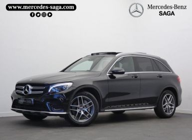 Achat Mercedes GLC 350 d 258ch Fascination 4Matic 9G-Tronic Occasion