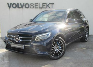 Achat Mercedes GLC 350 e 211+116ch Fascination 4Matic 7G-Tronic plus Occasion