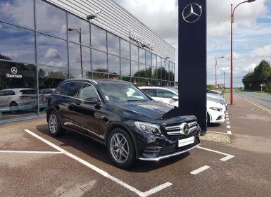 Vente Mercedes GLC 350 e 211+116ch Sportline 4Matic 7G-Tronic plus Occasion