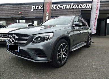 Vente Mercedes GLC 350E HYBRIDE 4 MATIC PACK AMG 7G TRONIC Occasion