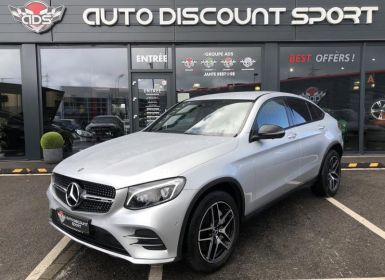 Mercedes GLC 43 AMG 4MATIC 367CH COUPE Occasion