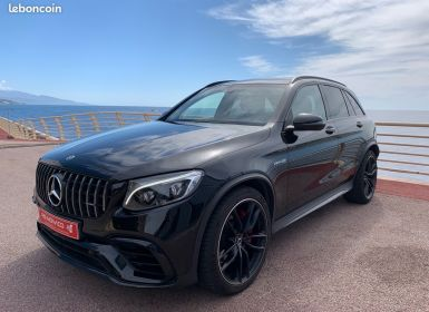 Vente Mercedes GLC 63 AMG S – 38.790 kms Occasion