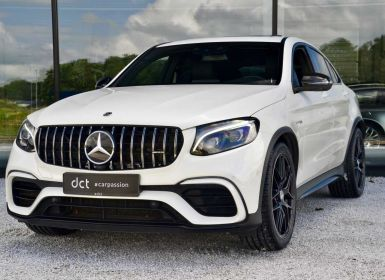 Vente Mercedes GLC 63 AMG S 4 Matic SPORT Exhaust BLACK PACK Ventilated Seats Occasion