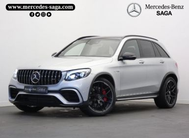 Mercedes GLC 63 AMG S 510ch 4Matic+ 9G-Tronic Euro6d-T Occasion
