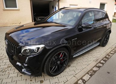 Achat Mercedes GLC 63 S AMG 4MATIC, Toit pano, Distronic, Affichage tête haute, 360°, Sièges Performance, designo, Carbone, Attelage Occasion