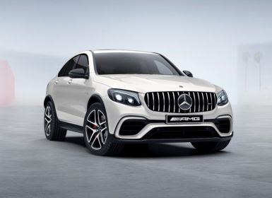 Achat Mercedes GLC Classe  coupe 63 S AMG 4MATIC 2018 Occasion