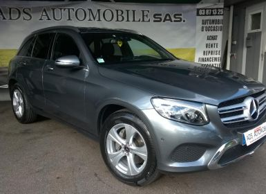 Voiture Mercedes GLC Classe 220 D 9G-TRONIC 4MATIC Executive Occasion
