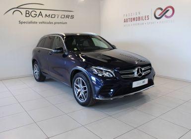 Vente Mercedes GLC CLASSE 220 d 9G-Tronic 4Matic Fascination Occasion