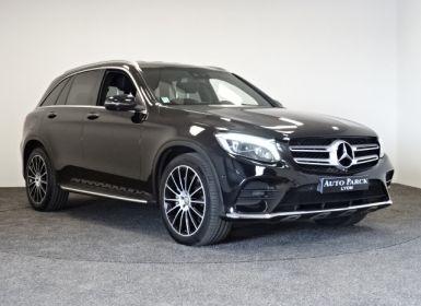 Vente Mercedes GLC Classe 220 D 9G-TRONIC 4MATIC Sportline TVA Occasion