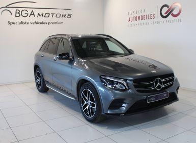 Vente Mercedes GLC CLASSE 250 d 9G-Tronic 4Matic Sportline Occasion