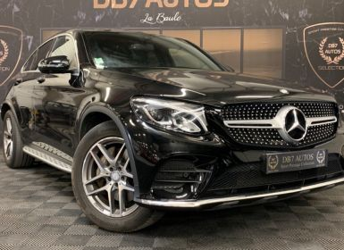 Voiture Mercedes GLC CLASSE COUPE 220 d 4Matic Sportline Occasion