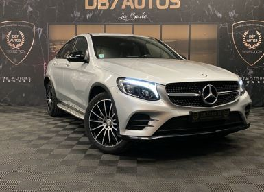 Achat Mercedes GLC CLASSE COUPE 250 d 9G-Tronic 4Matic Sportline Occasion